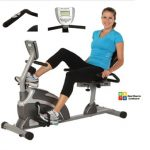 Exerpeutic 1000 Capacity Recumbent Bike Review