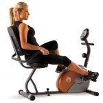 marcy me-709 recumbent exercise bike review