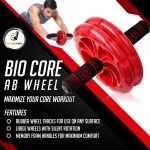 BIO Core Ab Roller features