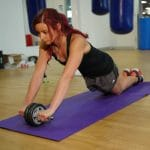 The Ab Wheel Roller Pro workout