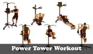 Power Tower Workout plan