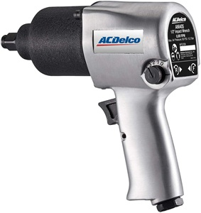 Acdelco Ani405 Heavy Duty Twin Hammer Air Impact Wrench