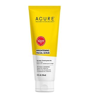 Acure Brilliantly Brightening Facial Scrub