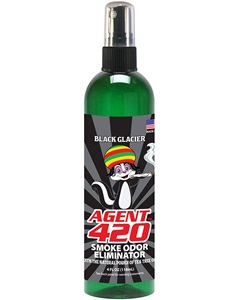 Agent 420 - 4 oz Cannabis Odor Destroying Spray for Eliminating Pot