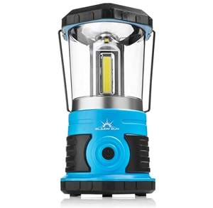 Blazing Sun – Brightest Battery Powered LED Camping and Emergency Lantern