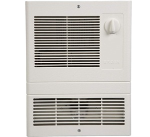 Broan 981wh nigh capacity wall heater with 1500 watt fan