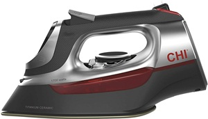CHI Professional Steam Iron with Electronic temperature controls