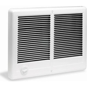Cadet corn-pak twin 3000w, 240v most popular large room electric wall heater
