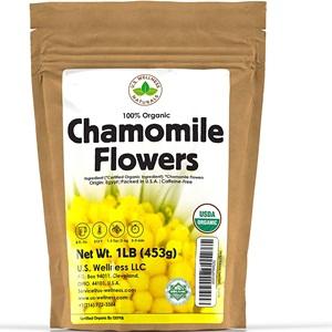 Chamomile Tea Chamomile Herbal flower Tea Kraft BPA free