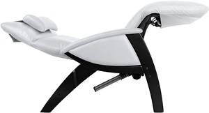 Cozzia Dual Power ZG Recliner, Ivory Leather