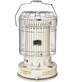 Dual Heat Dh2304 Indoor Kerosine Heater-23,800 Btu's