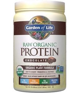 Garden of Life Organic Vegan Protein Powder