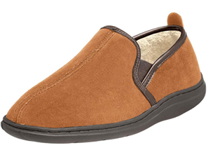 L.b. Evans Mens Klondike Closed-book Slipper