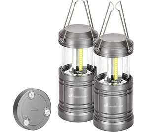 LED Camping Lantern Lights Collapsible