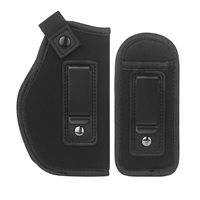 LIRISY Inside The Waistband Holster Gun Concealed Carry IWB Holster Fits S&W M&P Shield Glock Ruger LC9 & All Similar Handguns