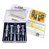 Lee Precision 90694 223 Remington Ultimate Rifle Die Set, Silver