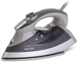 Maytag M400 Speed Heat Steam Iron & Vertical Steamer