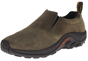Merrell Men's Jungle Moc Slip-On Shoe - Best Shoes for Retail Workers