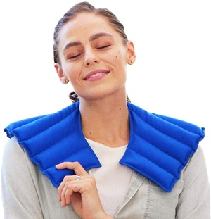 My Heating Pad – Neck and Shoulder Wrap for Anxiety, Stress, Headache Pain Relief
