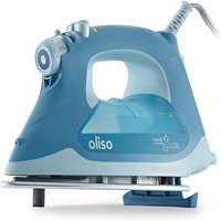 Oliso TG1050 Smart Iron with iTouch Technology, Blue