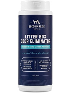 Rocco & Roxie Litter Box Odor Eliminator