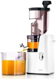 SKG A10 Slow Masticating Juicer Wide Chute Cold Press Anti-oxidation