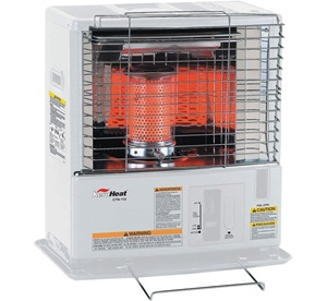 Sengoku Keroheat 10,000-btu Indoor or Outdoor