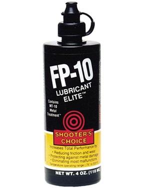 Shooter's Choice FP-10 LUBRICANT ELITE 4OZ SQZ BTL