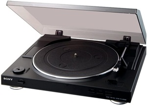 Sony Usb Turntable Stereo