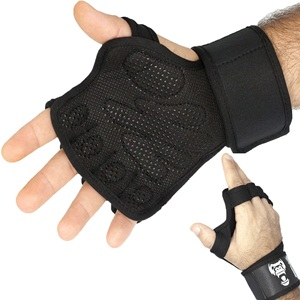 Sportics Crossfit Weight Lifting Gloves