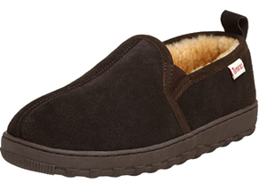 Tamarac by Slippers International Mens Cody Sheepskin Slipper