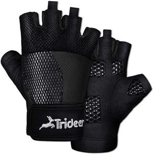 Trideer Ultralight Workout Gym Gloves