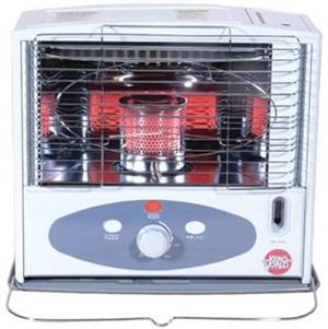 World Marketing Kw-11f 10,000 Btu Radiant Heat Indoor Kerosene Heater