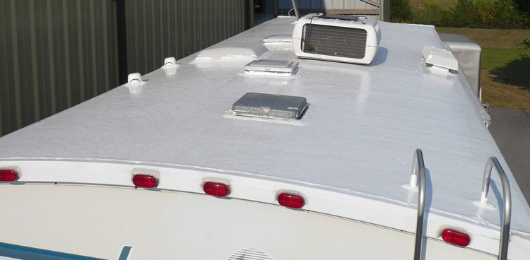 Best RV Rubber Roof Coating Reviews