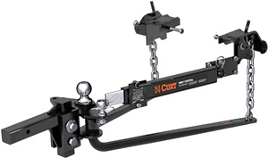 CURT 17062 MV Round Bar Weight Distribution Hitch