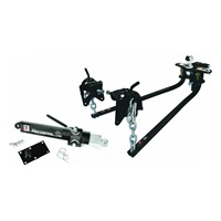 EAZ LIFT 48058 1,000 lbs Elite Kit Includes Distribution Sway Control and Hitch Ball 1,000 lbs Tongue Weight Capacity