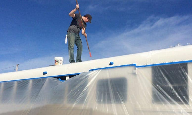 RV Rubber Roof Coating Buying Guide