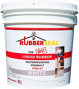 Rubberseal Liquid Rubber Waterproof and Protective Coating