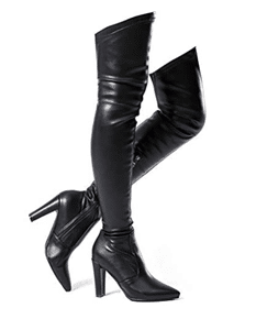 Shoe'N Tale Women Thigh High Over the Knee Boots