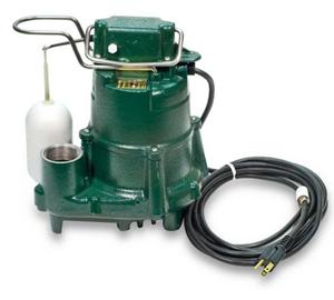 Zoeller 98-0001 M98 Sump Pump