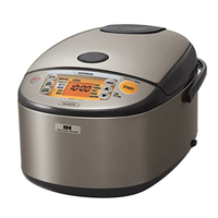 Zojirushi NP-HCC18XH Induction Heating System Rice Cooker and Warmer