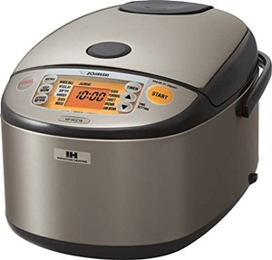 Zojirushi NP-HCC18XH Induction Heating System Rice Cooker