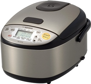 Zojirushi NS-LGC05XB Micom Rice Cooker