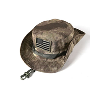 massmall Military Tactical Head Wear Boonie Hat Cap For Wargame,Sports,Fishing &Outdoor Activties Acu Camouflage