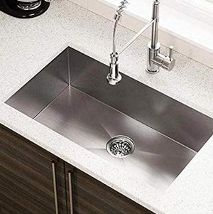 FORIOUS Undermount Kitchen Sink