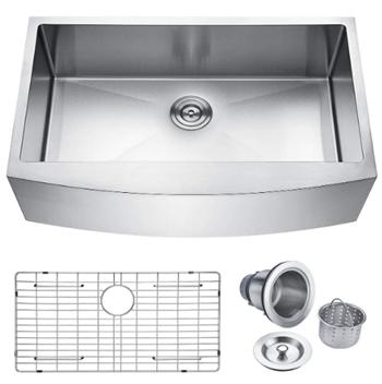 Keonjinn Farmhouse Kitchen Sink