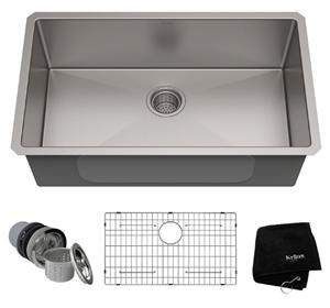 Kraus KHU100-30 Undermount Kitchen Sink