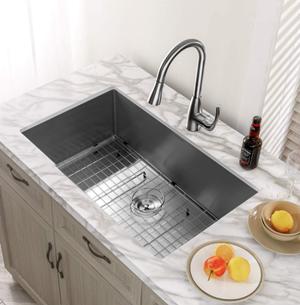 MENSARJOR Undermount Kitchen Sink