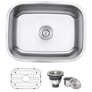 Ruvati RVM4132 Undermount Kitchen Sink