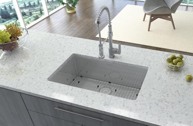 Undermount Kitchen Sink Buying Guide